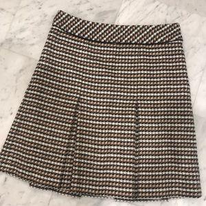 Talbots tweed skirt size 4 wool